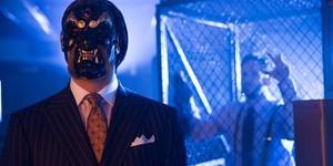 L'homme au masque