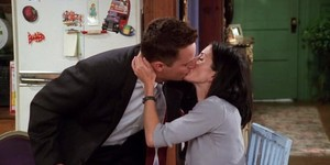 The One with All the Kissing