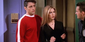 The One with the Girl Who Hits Joey