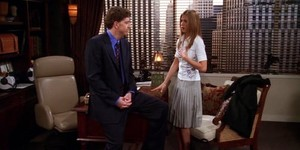 The One with Rachel's Inadvertent Kiss