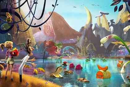 Cloudy with a Chance of Meatballs 2 - Picture 2