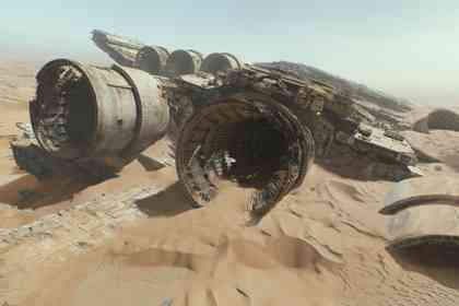 Star Wars Episode 7 : The Force Awakens - Picture 12