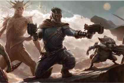 Guardians of the Galaxy - Picture 1