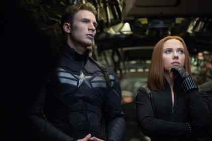 Captain America : The Winter Soldier - Picture 7