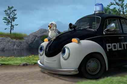 Pelle de politiewagen rijdt weer uit - Picture 1