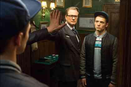 Kingsman : The Secret Service - Picture 4