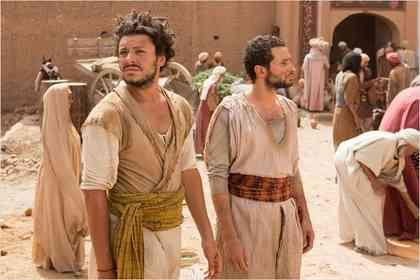 Les Nouvelles Aventures d'Aladin - Picture 1