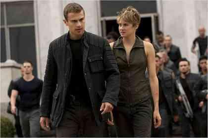 Divergent Series: Insurgent - Picture 1