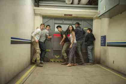 Maze Runner: The Scorch Trials - Picture 1