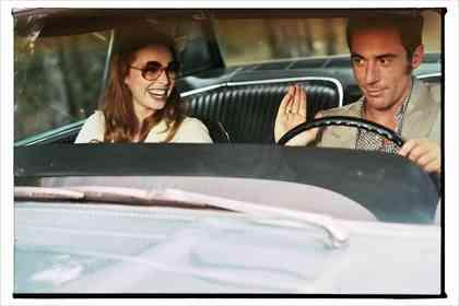 La Dame dans L'auto avec des Lunettes et un Fusil - Picture 7
