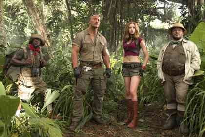 Jumanji: Welcome to the jungle - Picture 1
