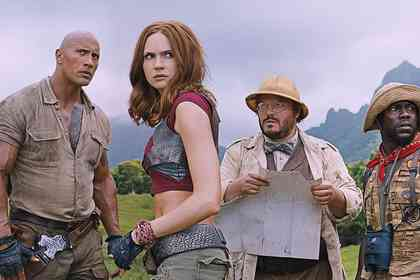 Jumanji: Welcome to the jungle - Picture 4