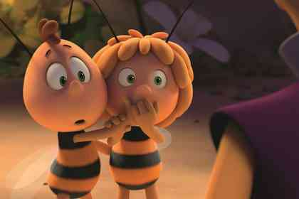 Maya the Bee: The Honey Games - Picture 1