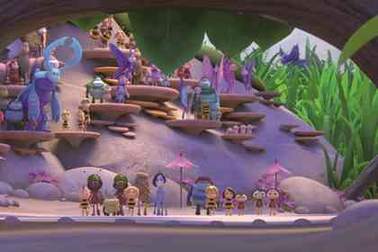 Maya the Bee: The Honey Games - Picture 2