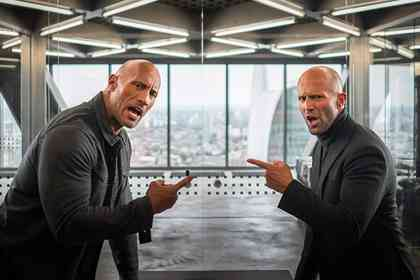 Fast & Furious : Hobbs & Shaw - Picture 1