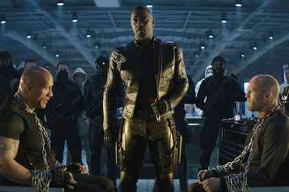 Fast & Furious : Hobbs & Shaw - Picture 3