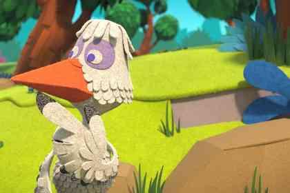 De Fabeltjeskrant : De Grote Dierenbos-Spelen - Picture 1