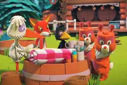 De Fabeltjeskrant : De Grote Dierenbos-Spelen - Picture 5