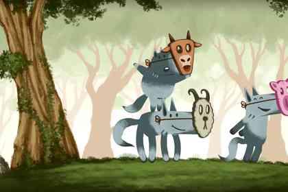 Loups tendres et loufoques - Picture 5