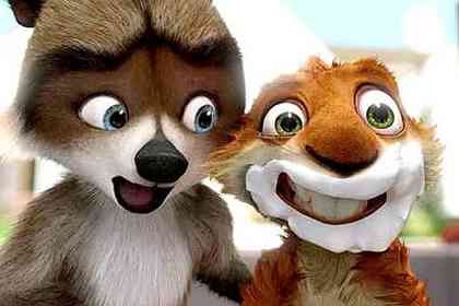 Over the Hedge - Picture 1