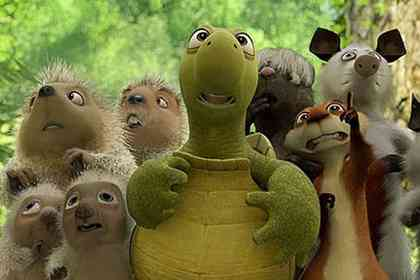 Over the Hedge - Picture 2