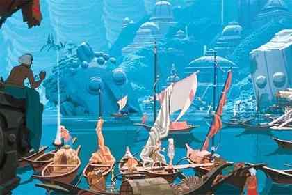 Atlantis, the lost empire - Picture 2