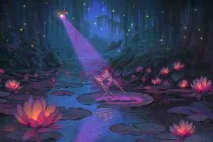 The Princess and the Frog - Picture 1