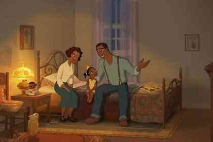 The Princess and the Frog - Picture 5