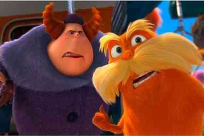 Dr Seuss the Lorax - Picture 1