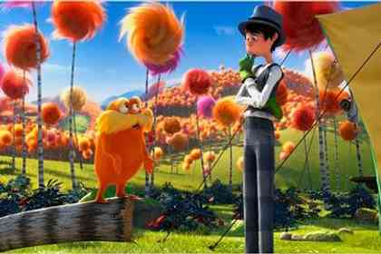 Dr Seuss the Lorax - Picture 2