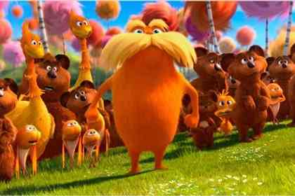 Dr Seuss the Lorax - Picture 3