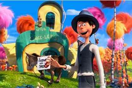 Dr Seuss the Lorax - Picture 4
