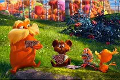 Dr Seuss the Lorax - Picture 5