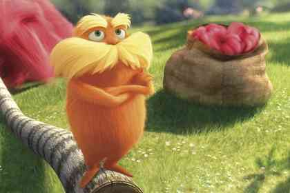 Dr Seuss the Lorax - Picture 6