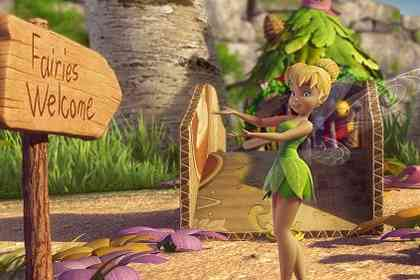 Tinker Bell and the Great Fairy Rescue - Picture 1
