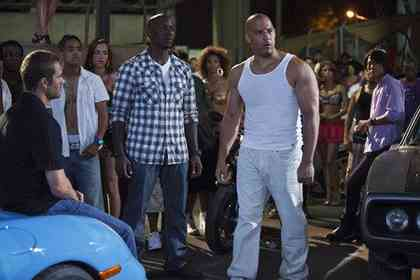 Fast five - Picture 1