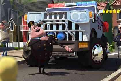 Pelle en de Politiewagen - Picture 2