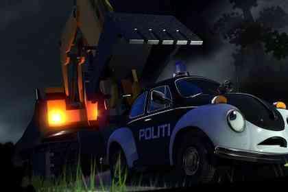 Pelle en de Politiewagen - Picture 3