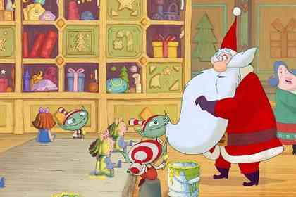 L'apprenti Père Noël - Picture 1