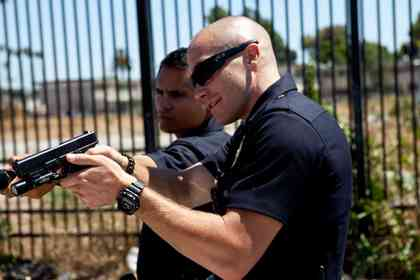 End of watch - Photo 1