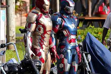Iron man 3 - Photo 2