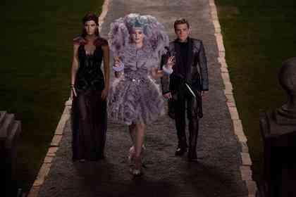 Hunger Games 2 : L'Embrasement - Photo 1