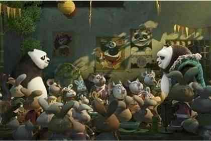 Kung fu panda 3 - Photo 3