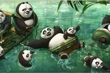 Kung fu panda 3 - Photo 5