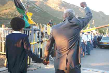 Mandela : Un long chemin vers la liberté - Photo 1