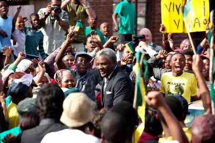 Mandela : Un long chemin vers la liberté - Photo 5