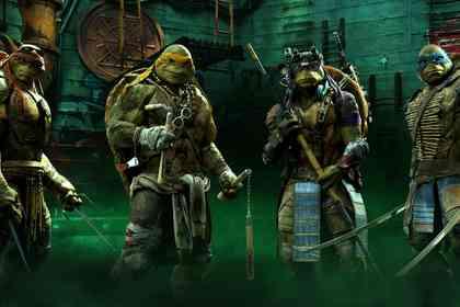 Ninja Turtles 2 - Photo 4