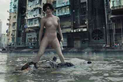 Ghost in the Shell - Photo 8