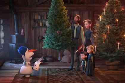 Joyeuses Fêtes avec Olaf - Photo 4