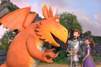 Zebulon le Dragon - Photo 1